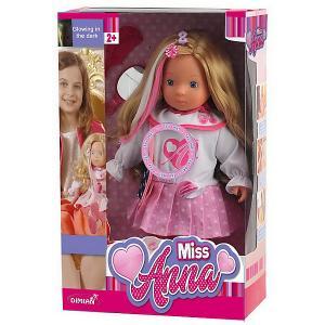Кукла  Bambina Bebe Miss Anna, 40 см Dimian