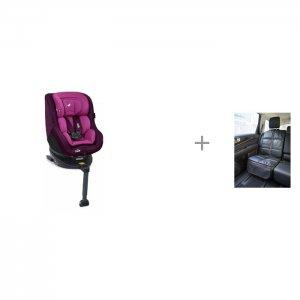 Автокресло  Spin 360 и АвтоБра Чехол под детское кресло полный Joie