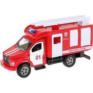 Пожарная машинка Технопарк ГАЗ Газон Next