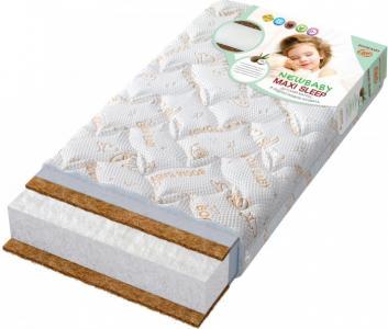 Матрас  NewBaby Maxi Sleep 160x70 см BoomBaby
