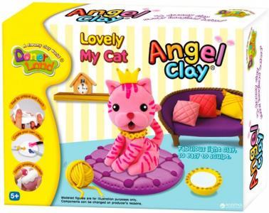 Масса для лепки Lovely my cat Angel Clay