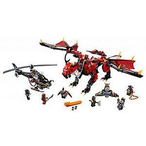Конструктор  Ninjago 70653: Первый страж LEGO
