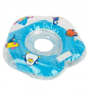 Надувной круг на шею  Flipper, цвет: синий Roxy Kids