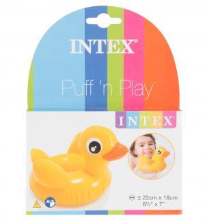 Игрушка надувная  Зверюшки Уточка Intex