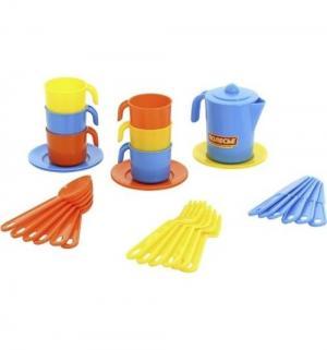 Набор детской посуды  Анюта (на 6 персон) Полесье