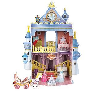 Пазл 3D  Замок принцессы CubicFun