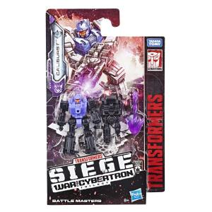 Трансформер  Battle Masters CALIBUSTR Transformers