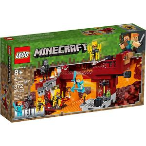 Конструктор  Minecraft Мост Ифрита 21154 LEGO