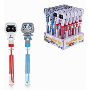 Мыльные пузыри  Робот Yako. Цвет: синий/красный
