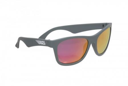 Солнцезащитные очки  Aces Navigator Галактический серый Babiators