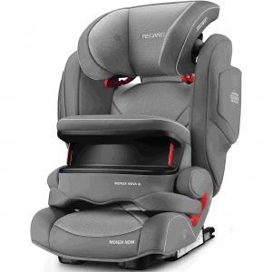 Автокресло  Monza Nova IS Seatfix 9-36 кг, Alluminum Grey RECARO