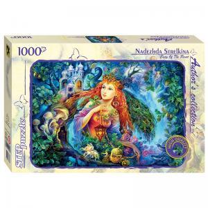 Пазл  Авторская коллекция Волшебница Step Puzzle