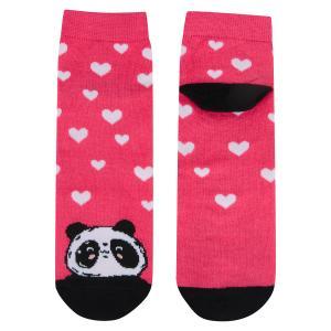 Носки  Панды, цвет: малиновый Mark Formelle