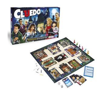 Игра настольная Клуэдо Other Games