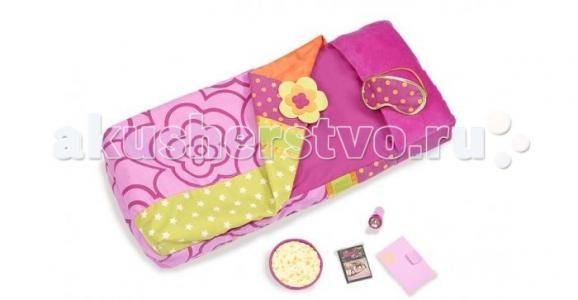 Надувной спальный мешок для куклы 46 см Our Generation Dolls