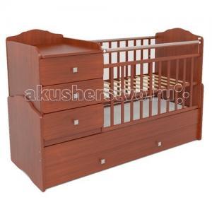 Кроватка-трансформер  СКВ-9 93001 СКВ Компани