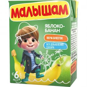 Нектар  яблоко-банан, 200 мл ФрутоНяня