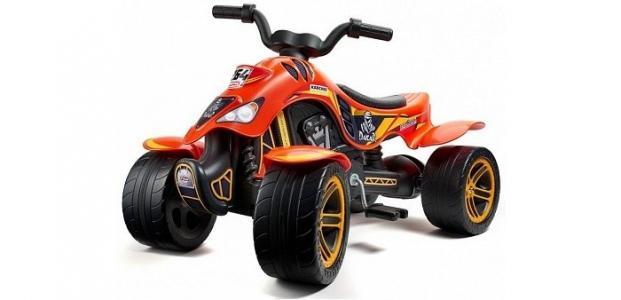 Квадроцикл педальный 84 см Falk