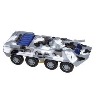 Танк  цвет: серый 1 : 54 15 см Автопанорама