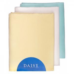 Пеленка  фланель 90х120 3 шт. Daisy