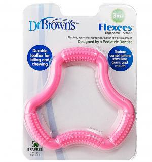 Прорезыватель Dr.Browns Flexees Dr.Brown's
