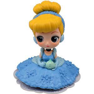 Фигурка Bandai Q Posket Sugirly Disney Characters: Золушка (нормальный цвет). Цвет: разноцветный