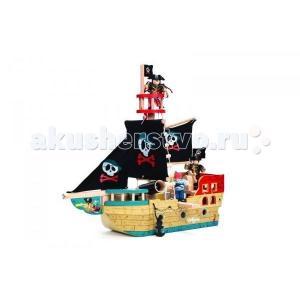 Пиратский корабль Веселый Сэйлор LeToyVan