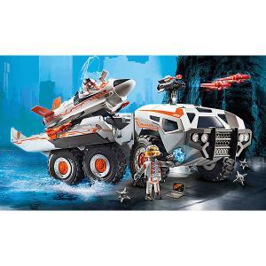 Конструктор Playmobil Суперагенты: Боевой грузовик команды шпионов PLAYMOBIL®