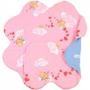 Конверт-трансформер Denim Style для новорожденного с прорезями Ramili