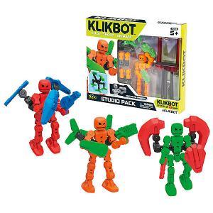 Набор  Stikbot Klikbot Студия Zing