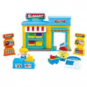Игровой набор Супермаркет 14 предметов Playgo