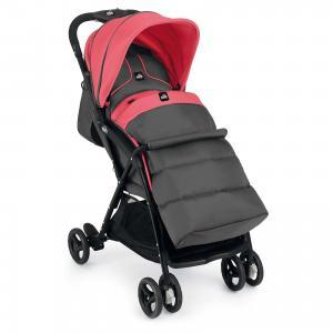 Прогулочная коляска  Curvi, серо-розовая CAM. Цвет: rosa/grau