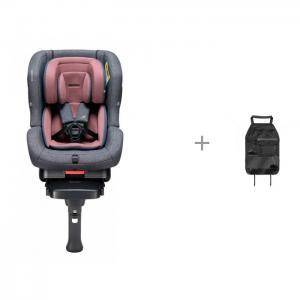 Автокресло  First 7 Plus Isofix и чехол для спинки автомобильного сиденья Esspero Keeping Daiichi