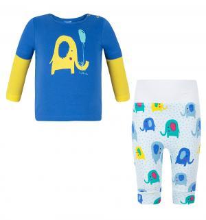Комплект кофта/брюки , цвет: мультиколор Umka