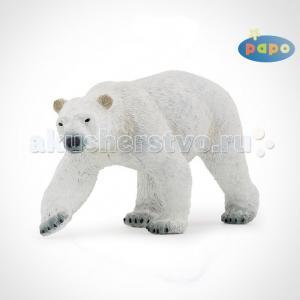 Игровая реалистичная фигурка Полярный медведь Papo