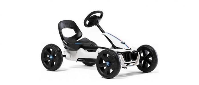 Веломобиль Reppy BMW Berg