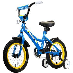 Велосипед  Bingo 14 Navigator. Цвет: atlantikblau