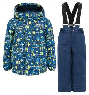 Комплект куртка/брюки  Трансформеры, цвет: синий Ma-Zi-Ma by Premont