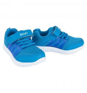 Кроссовки , цвет: синий Bi&Ki