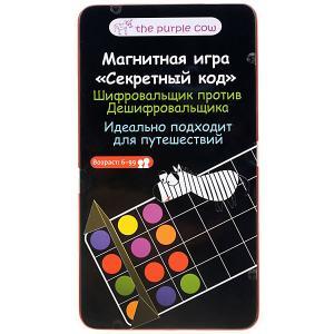 Магнитная игра  Секретный код The Purple Cow