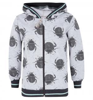 Толстовка  Маленький жук, цвет: серый MM Dadak