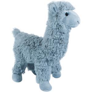 Мягкая игрушка  Лама, серая, 32 см Teddykompaniet. Цвет: серый