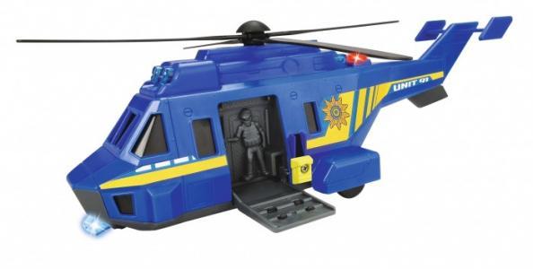 Полицейский вертолет 26 см Dickie