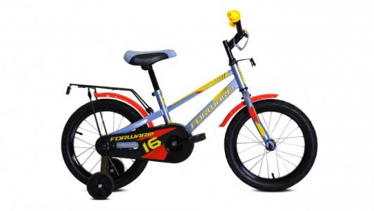 Велосипед двухколесный  Meteor 16 2020 Forward