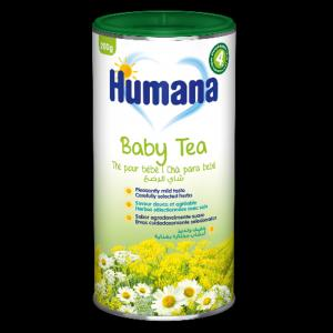 Чай  травяной, с 4 месяцев, 200 г Humana