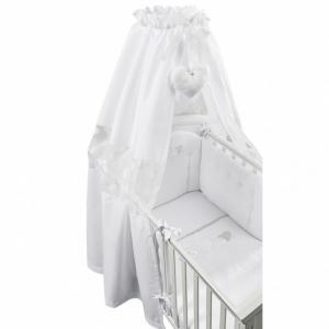 Балдахин для кроватки  изголовья с держателем Nanny Picci