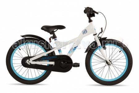 Велосипед двухколесный  XXlite 18 steel Scool