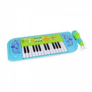 Музыкальный инструмент  Синтезатор Sing-Along Piano 25 клавиш 539A-blue Potex