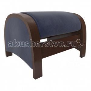 Кресло для мамы  Пуф-глайдер Balance 2 Орех Комфорт