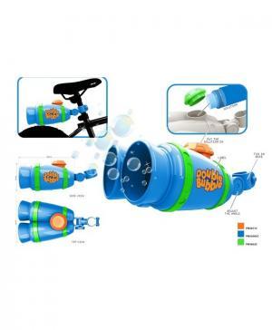 Автоматическая установка по созданию мыльных пузырей Выхлопная труба Bojeux